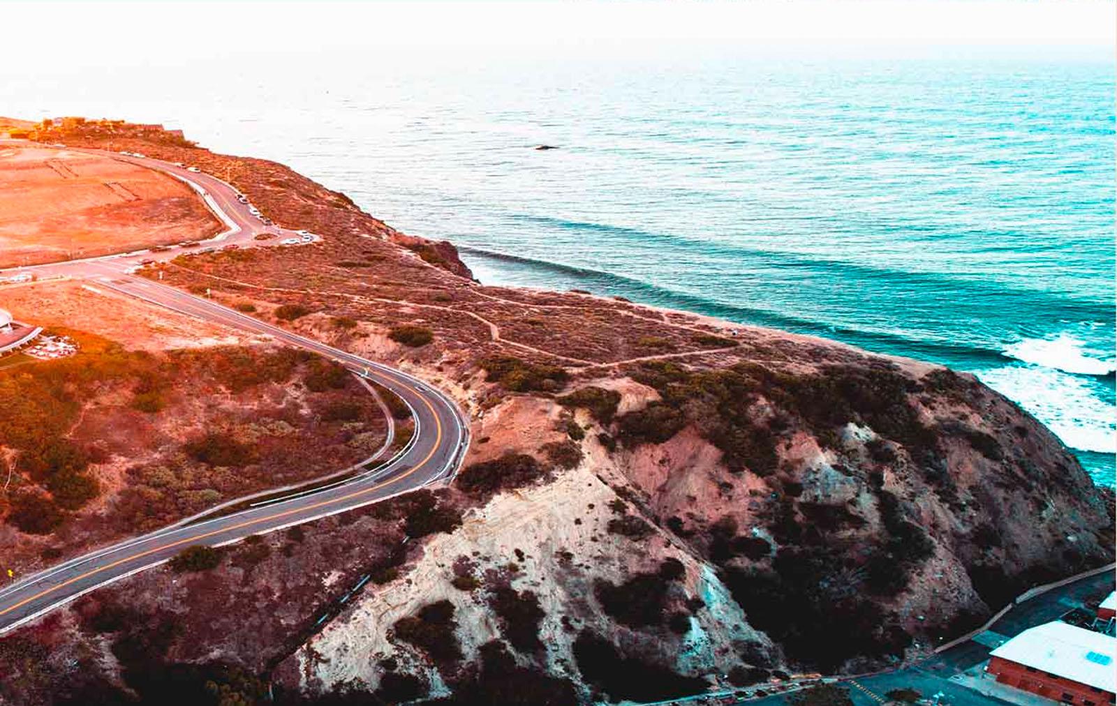 Cliffs at Laguna Cliffs Marriott for Click Away 2019 Photography Retreat